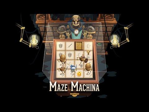 Maze Machina Mobile Gameplay