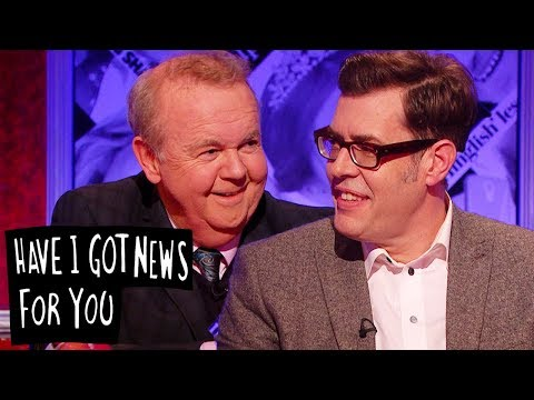 What Does Your Wikipedia Entry Say About You? - Have I Got News For You | Series 55