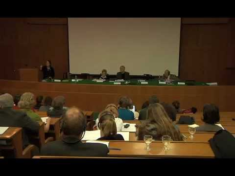 """Chris Younès (FR) - Conference """"The city in 2112"""", Bratislava, 2012"""