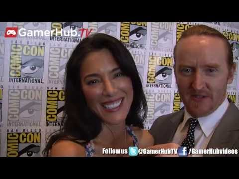 Defiance Actress Jaime Murray Talks Video Games