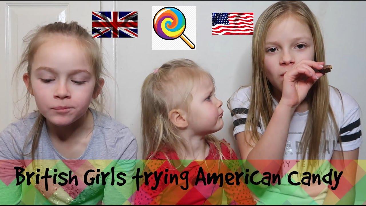 English Women Vs American