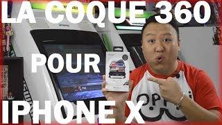 LA MEILLEURE COQUE POUR IPHONE X 360° ??? REVENTON TEST !