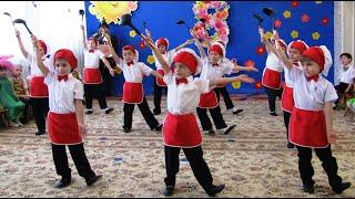 Веселые поварята (Видео Валерии Вержаковой)