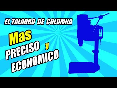 Taladro columna ( ✅ECONOMICO CON MAXIMA PRECISION )