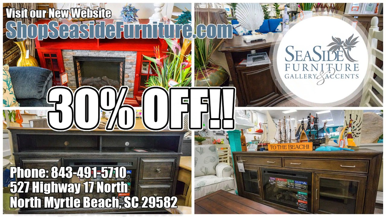 Myrtle Beach Furniture Store   Seaside Furniture Store March Sale