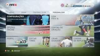 [ GAMEPLAY ] FIFA 14 VERSAO PC COMPLETA