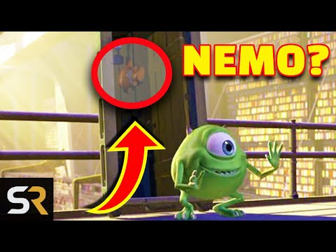 Every Pixar Movie Easter Egg That Teased A Future Film