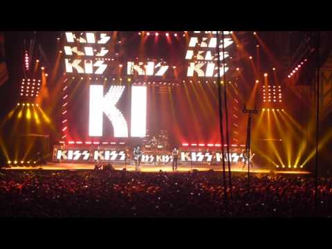 Kiss - Deuce - Glasgow, The Hydro, 27th May 2017