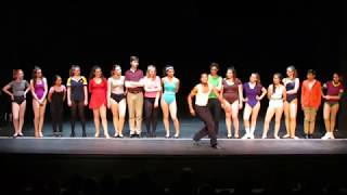 I Can Do That - A Chorus Line
