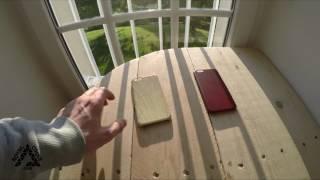 Royal Coque - Bois Authentique iPhone 6/6S