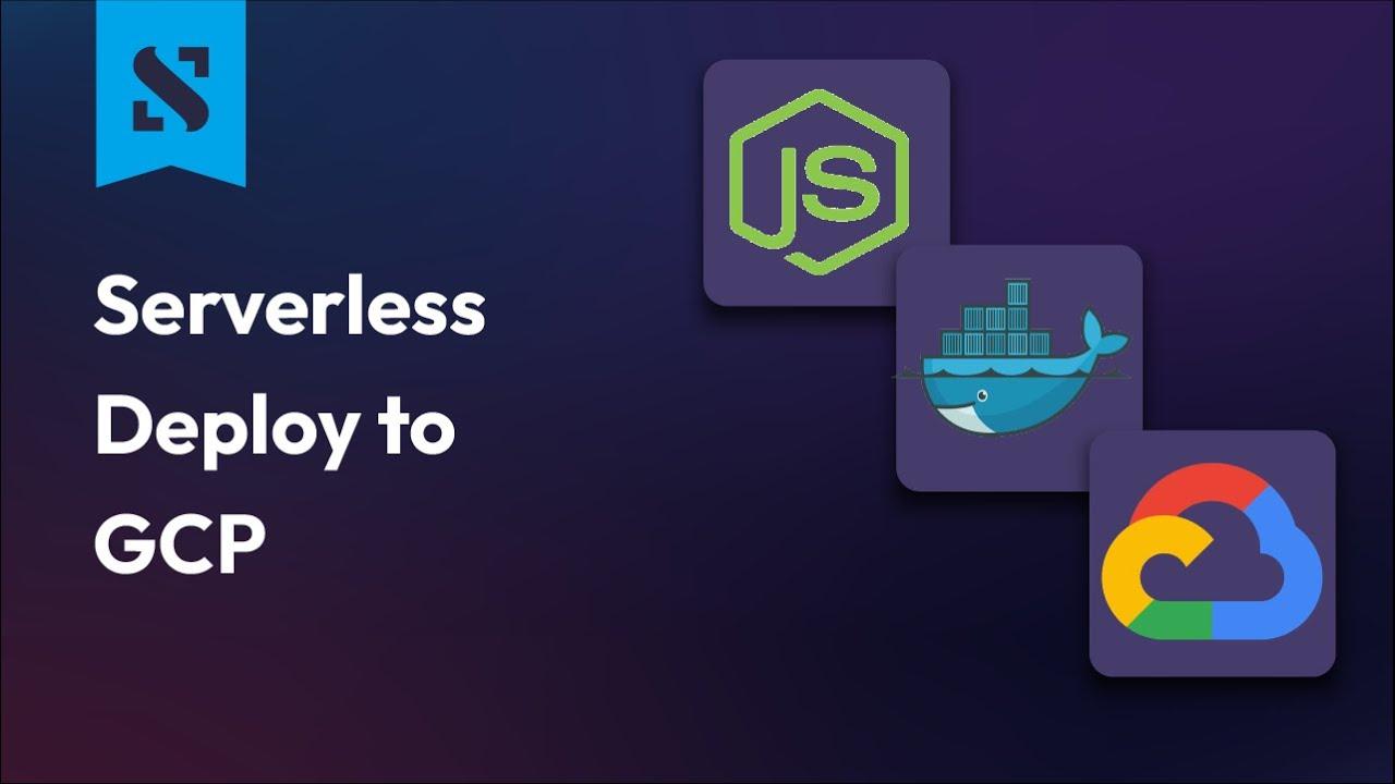 Deploy a NodeJS App to Google Cloud