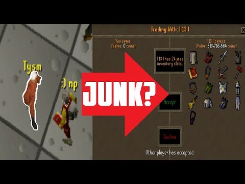 1 Hour of TAKING JUNK (SICK RESULTS?!)