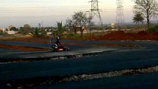 KARTING NEW, BANGALORE, KANAKAPURA RD.mp4