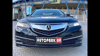 Автопарк Acura TLX 2014 года (код товара 22707)
