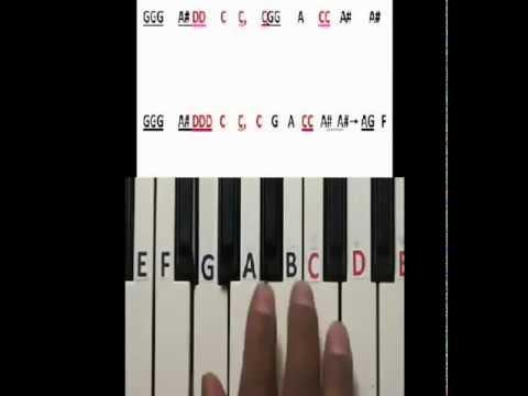 Yello Adu Yello (Kanasugara) song keyboard lesson part 1