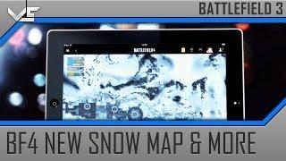 Battlefield 4 News - Vehicle Emblems, Battlelog Changes, New Snow Map (BF3 Gameplay)