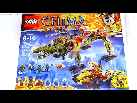LEGO 70227-1: King Crominus' Rescue