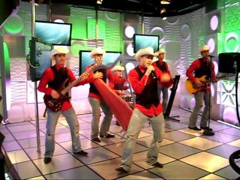 """Los Canarios De Michoacan En Los Angeles en vivo television!!! cansion """"el wiri wiri wiri"""""""