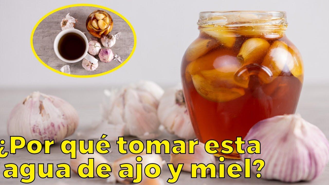 1 cucharada de ajo y miel antes de dormir cambiara tu vida para bien, cómo prepararlo