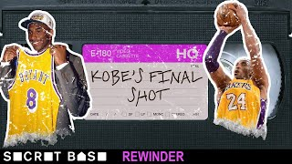 Kobe Bryant's final shot needs a deep rewind