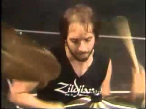 Steve Smith - Zildjian  Day - Chicago 1983