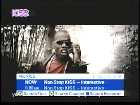 MTV and music changing channels on sky  2001