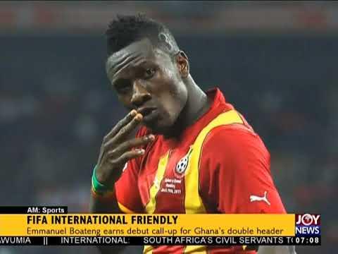 Africa U-20 Cup Of Nations - AM Sports on JoyNews (21-5-18)