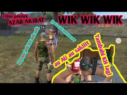 Filim Pendek AZAB AKIBAT WIK WIK WIK Free Fire Episode :1