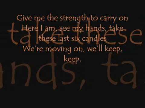 Fm Static - Six Candles Lyrics | MetroLyrics