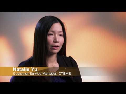 CTEMS, Inc. featured on Enterprises Television