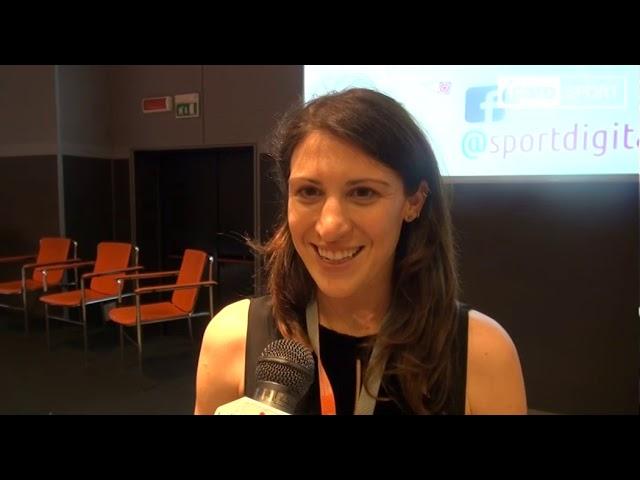 Icaro Sport. Prima giornata di Sport Digital Festival Marketing a Riccione