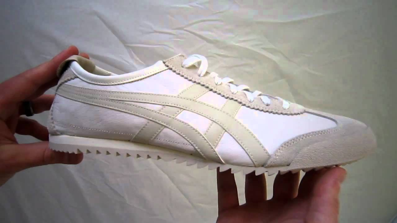 newest 12ac9 48eec Onitsuka Tiger Mexico 66 DX