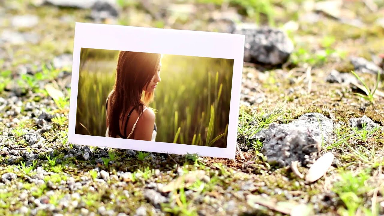 Free Sony Vegas Pro 12 Template—— Forest Rocky Photo Gallery - YouTube