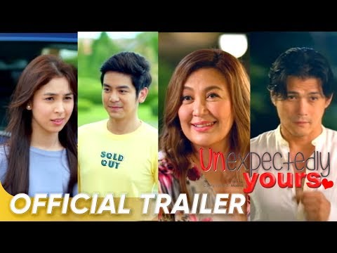 Playlist Unexpectedly Yours | NOW SHOWING!