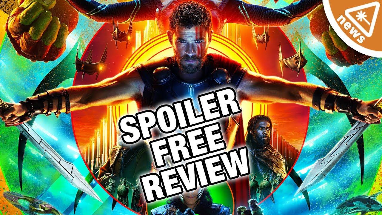 thor ragnarok spoiler free reactions and reviews nerdist news w