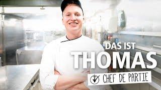 Vorstellung Chef de Partie Thomas | Die Crew | AIDA
