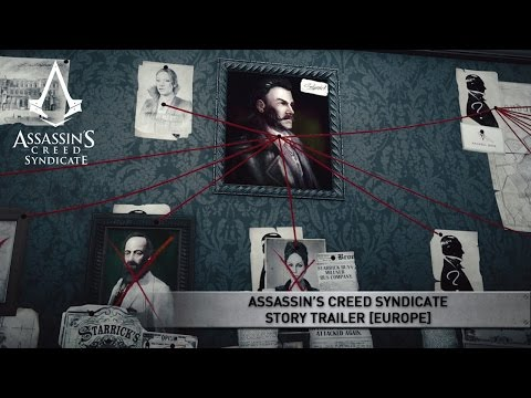 Assassin's Creed Syndicate – Story Trailer [EUROPE]