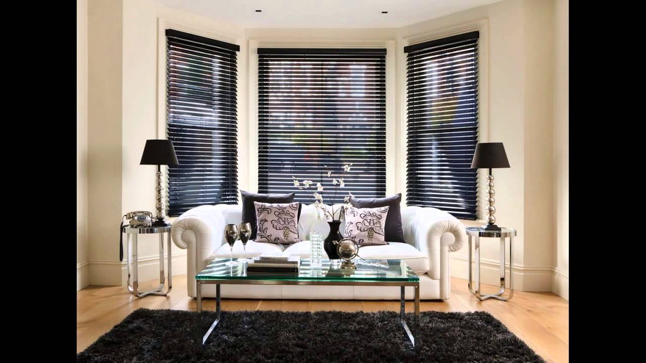 Blinds for Living Room - YouTube