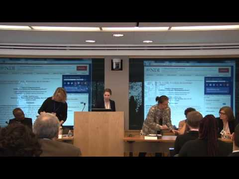Debate at the World Bank - Economics or Politics: Which Drives Women's Empowerment?