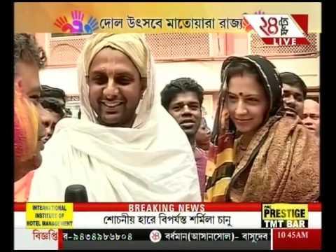 Live From Mayapur: Holi Celebrations at ISKCON, Sridam Mayapur