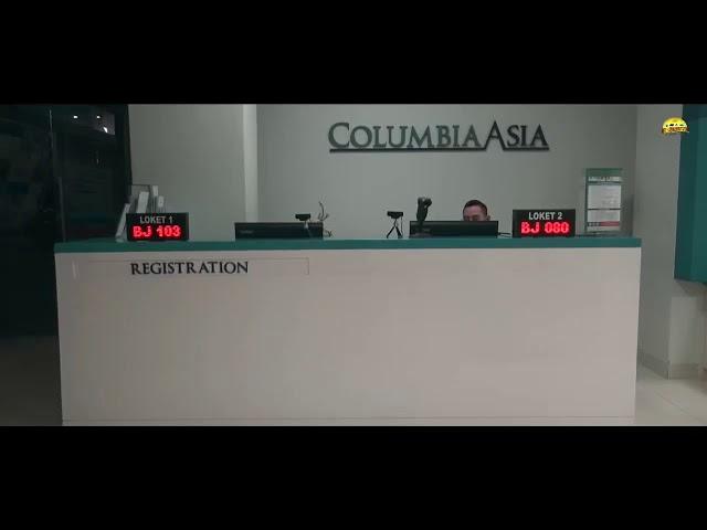 Gathering RS Columbia Asia Jakarta bersama Bounder Event Organizer