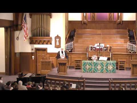 2017-02-19 United Methodist Church of West Chester Worship Service