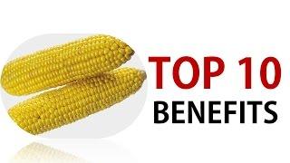 Top 10 Benefits of Corn    HEALTH TIPS   HEALTH BENEFITS   QUICKRECIPES