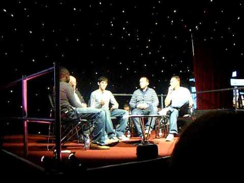 Colin Morgan Interview @ Thames Festival