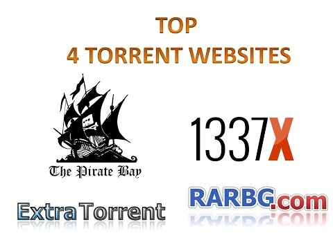 TOP 4 TORRENT SITE  2017 || TOP  TORRENT...