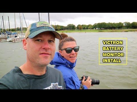 Victron Battery Monitor Install -[27]- Sailing svSomeday