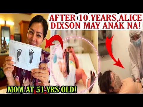 ????FINALLY!ALICE DIXSON ISINILANG NA ANG ANAK SA CANADA! -  (2020)