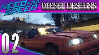 Need for Speed PC Gameplay: EP2: Drifting, Cops, & Upgrading the Ride! (1080p PC Walkthrough)
