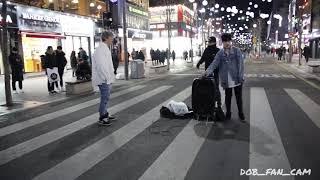 180127 디오비 DOB 성열&효진&수영 신촌공연 / 블락비 - HER