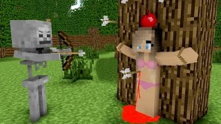 - Skeleton Life Minecraft Animation